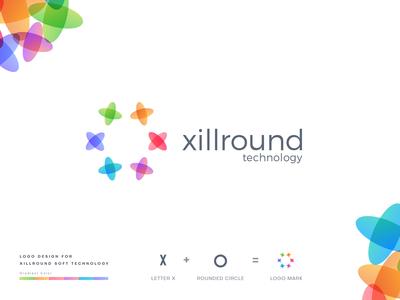 Xillround Technology - logo design