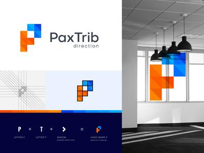 PaxTrib direction - Logo Design