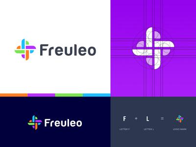 Freuleo - logo design
