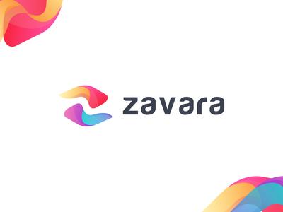 Zavara - logo design