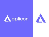 aplicon logo design