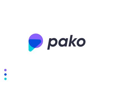 Pako Logo Design