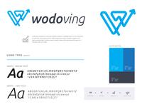 wodoving Analytics Software - logo design