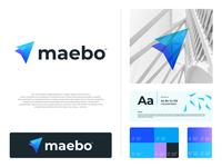 Maebo - Brand Identity Design Guidelines