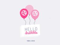 Hello Dribbles