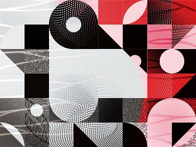 Pattern 004 texture illustration pattern