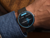 Techtone Website Watch Concept