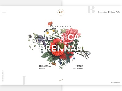 Our Wedding Site — IS LIVE