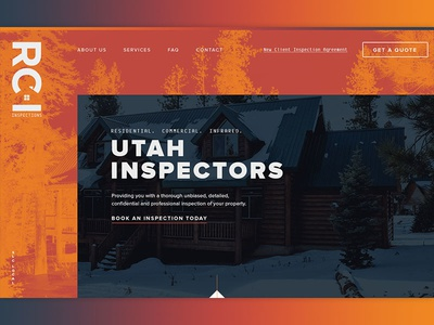 RCI Inspections Home Page