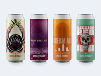 RC Cans Art Direction #4 - All Cans