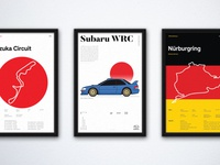 Garage Posters