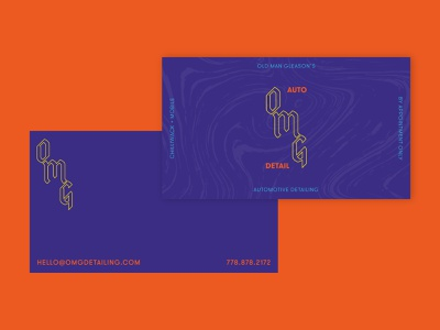 Business Cards business card logo layout typography