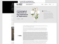 Design Sprint — Article Prototype