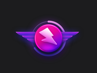 Electrik Badge