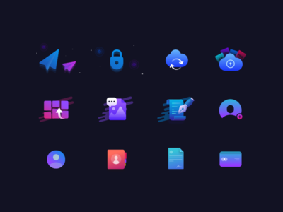 Icon illustrations