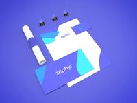 Zephyr brand identity