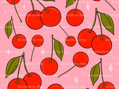 Cherry Print