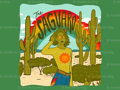 The Saguaro Girl