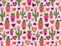 A Cactus for Valentines