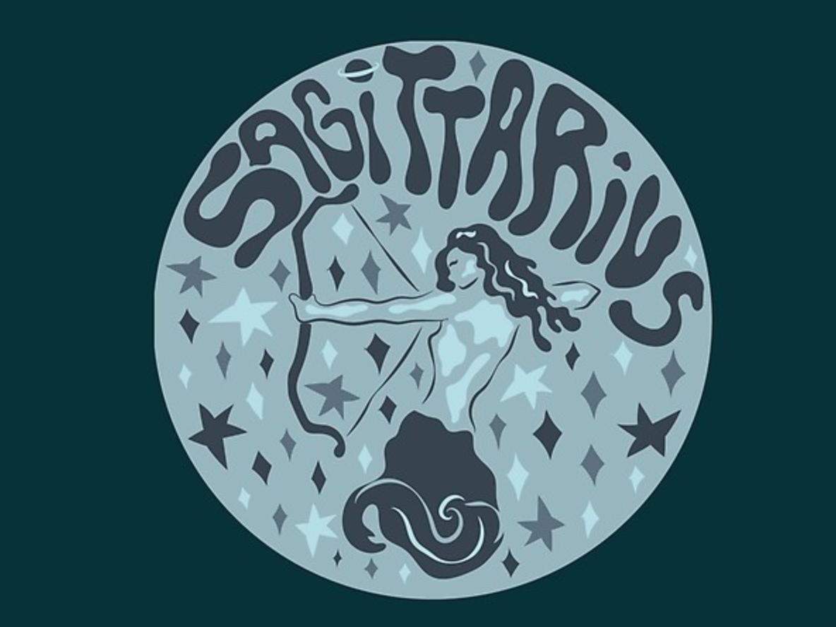 Sagittarius by Meghan Wallace on Dribbble