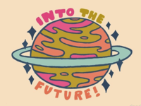 Into the Future!