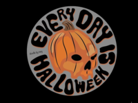 Every Day is Halloween