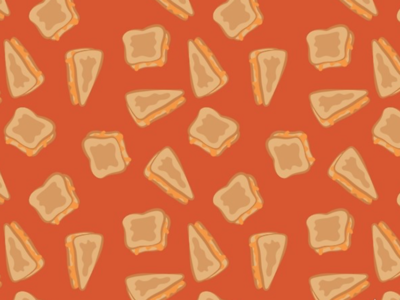 Grilled Cheese Print