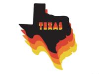 Retro Texas