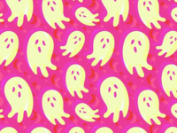 Ghostin' You Print