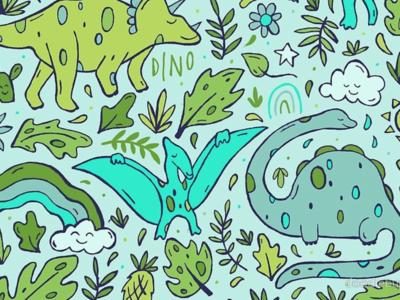 Tropical Dinos