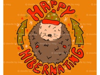 Happy Hibernating