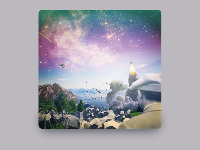launching icon logo design photoshop ui development website web illustration uidesign
