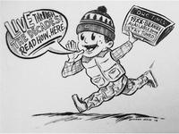 The Decades - Beanie Season Ad