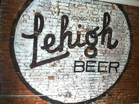 """""""Good Old Lehigh Beer"""" 10'"""