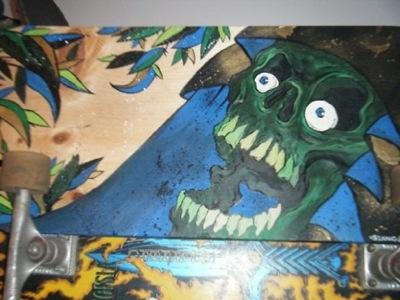 Reaper painting