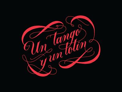 Un tango y un totín
