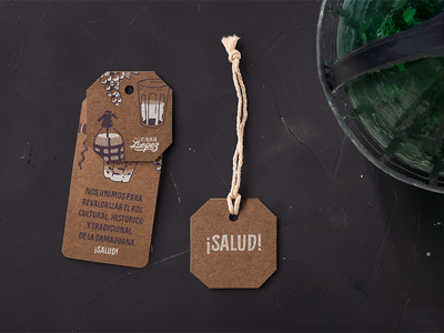 Label tags El Club de la Damajuana
