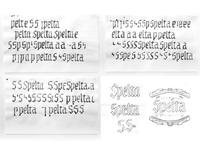 Spelta sketches
