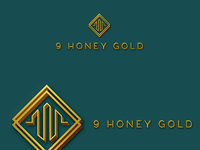 9HoneyGold 3D
