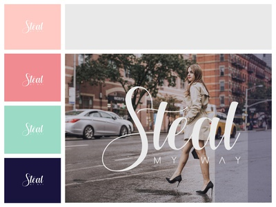 Steal My Way_Colour Palette