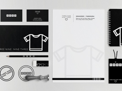 Three Nine Nine Three_T shirt Company