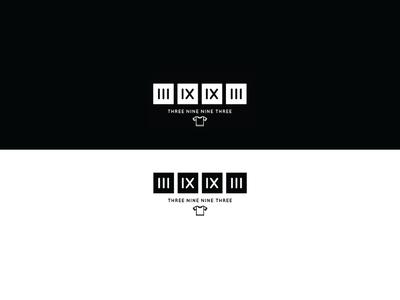 Three Nine Nine Three Logo Design