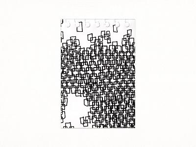 Pattern_Сhain drawing sketch traditionalart chain blackandwhite 2021 illustration pattern fineliner