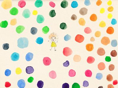 Happy cute bubbles inspiation sketch traditionalart art drawing illustration happy watercolor