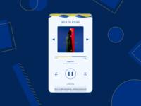 Music Player / Daily UI #009