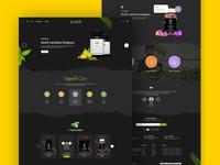 HealX Landing Page