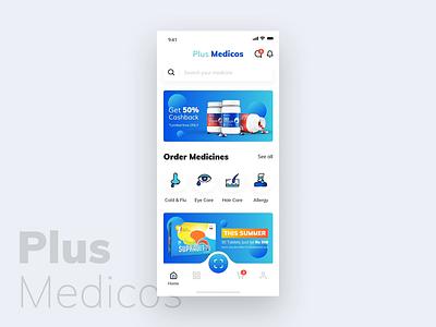 Pharmacy App with OCR Prescription ios weekend designexploration