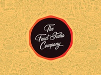 The Feast India Company Branding