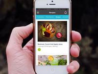 Diet & Fitness App