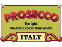 Prosecco - Sparkling wine poster